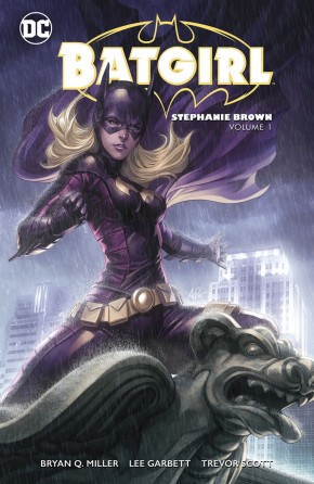 BATGIRL STEPHANIE BROWN VOLUME 1 GRAPHIC NOVEL