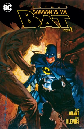 BATMAN SHADOW OF THE BAT VOLUME 2 GRAPHIC NOVEL