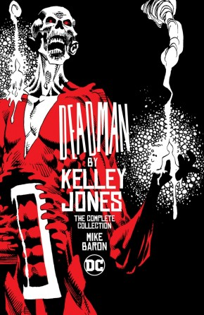 DEADMAN BY KELLEY JONES COMPLETE COLLECTION GRAPHIC NOVEL