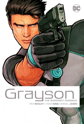 GRAYSON THE SUPERSPY OMNIBUS HARDCOVER