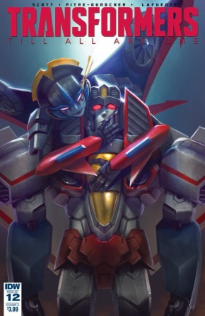 TRANSFORMERS TILL ALL ARE ONE #12
