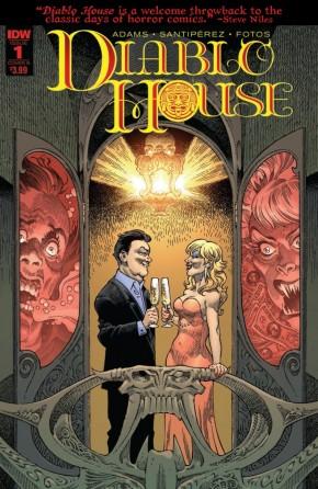 DIABLO HOUSE #1