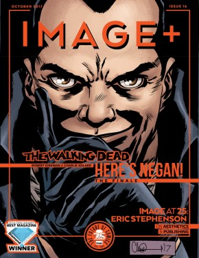 IMAGE PLUS #16 (WALKING DEAD HERES NEGAN PT 16)