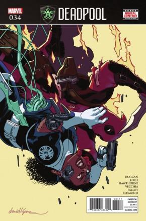 DEADPOOL #34 (2015 SERIES)
