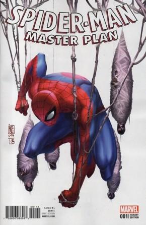 SPIDER-MAN MASTER PLAN #1 CAMUNCOLI VARIANT