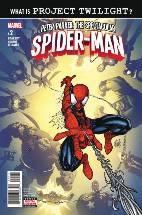 PETER PARKER SPECTACULAR SPIDER-MAN #2