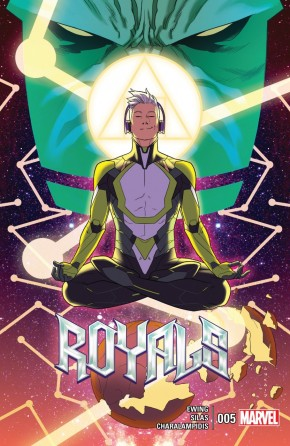 ROYALS #5 (2017 SERIES)