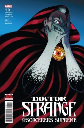 DOCTOR STRANGE SORCERERS SUPREME #10