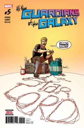 ALL NEW GUARDIANS OF GALAXY #5