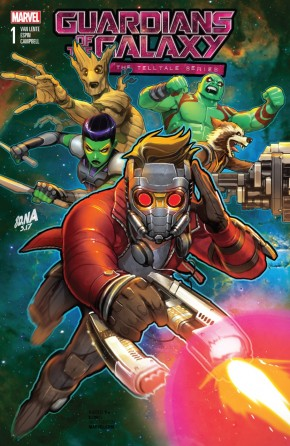 GUARDIANS OF THE GALAXY TELLTALE SERIES #1
