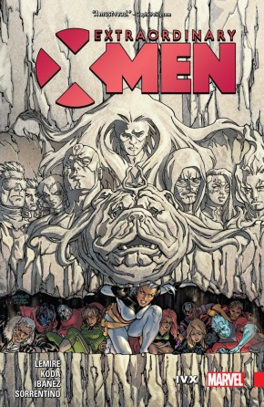 EXTRAORDINARY X-MEN VOLUME 4 IVX GRAPHIC NOVEL