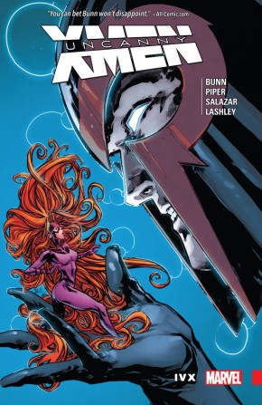 UNCANNY X-MEN SUPERIOR VOLUME 4 IVX GRAPHIC NOVEL