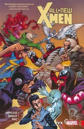 ALL NEW X-MEN INEVITABLE VOLUME 4 IVX GRAPHIC NOVEL