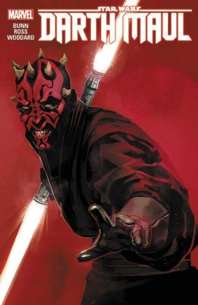 STAR WARS DARTH MAUL GRAPHIC NOVEL