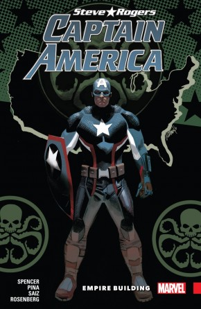 CAPTAIN AMERICA STEVE ROGERS VOLUME 3 EMPIRE BUILDING GRAPHIC NOVEL