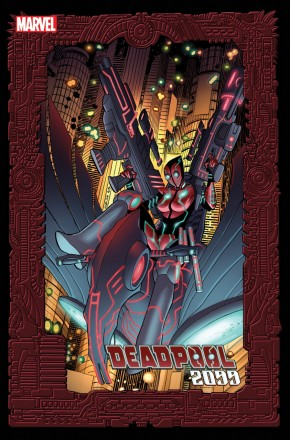 DEADPOOL 2099 GRAPHIC NOVEL