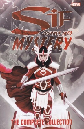 SIF JOURNEY INTO MYSTERY COMPLETE COLLECTION GRAPHIC NOVEL