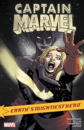 CAPTAIN MARVEL EARTHS MIGHTIEST HERO VOLUME 4 GRAPHIC NOVEL