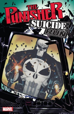 PUNISHER SUICIDE RUN GRAPHIC NOVEL