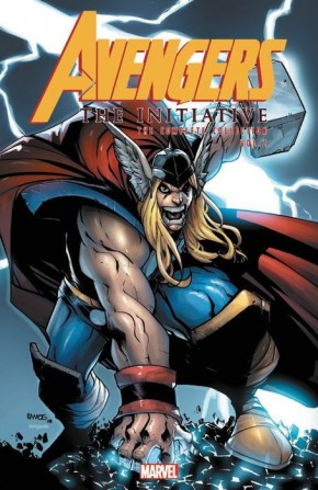AVENGERS INITIATIVE THE COMPLETE COLLECTION VOLUME 2 GRAPHIC NOVEL