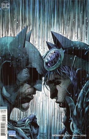 BATMAN #50 (2016 SERIES) LEE VARIANT