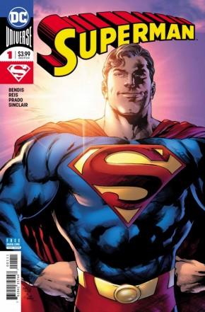 SUPERMAN #1 (2018 SERIES)