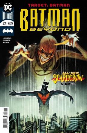 BATMAN BEYOND #22 (2016 SERIES)