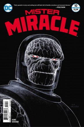 MISTER MIRACLE #10 (2017 SERIES)