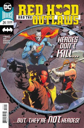 RED HOOD AND THE OUTLAWS #24 (2016 SERIES)