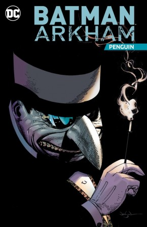 BATMAN ARKHAM PENGUIN GRAPHIC NOVEL