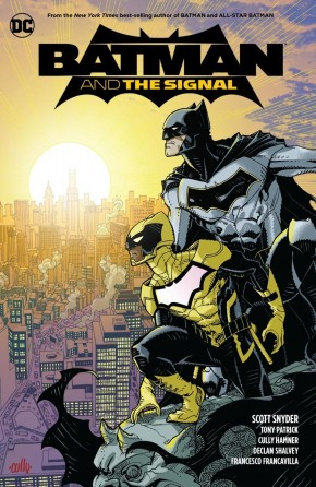 BATMAN AND THE SIGNAL GRAPHIC NOVEL