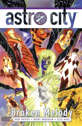 ASTRO CITY BROKEN CENTURY HARDCOVER