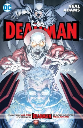DEADMAN GRAPHIC NOVEL