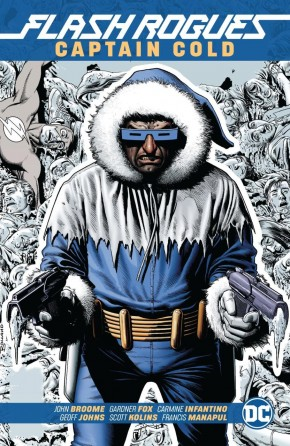 FLASH ROGUES CAPTAIN COLD GRAPHIC NOVEL