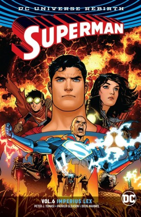 SUPERMAN VOLUME 6 IMPERIUS LEX GRAPHIC NOVEL