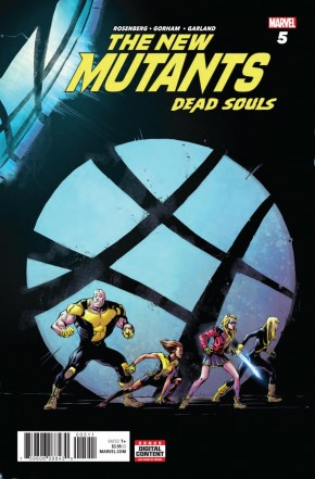 NEW MUTANTS DEAD SOULS #5