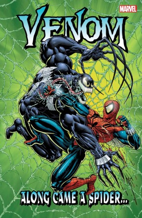 VENOM ALONG CAME A SPIDER GRAPHIC NOVEL