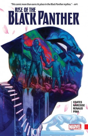 RISE OF THE BLACK PANTHER GRAPHIC NOVEL