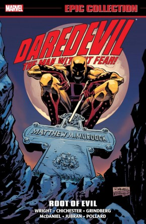 DAREDEVIL EPIC COLLECTION ROOT OF EVIL GRAPHIC NOVEL
