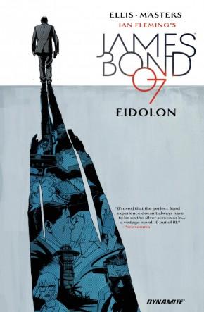 JAMES BOND VOLUME 2 EIDOLON GRAPHIC NOVEL