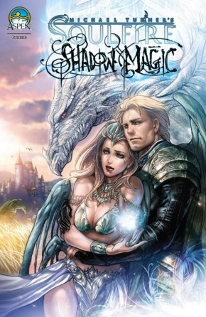 SOULFIRE SHADOW MAGIC VOLUME 1 GRAPHIC NOVEL