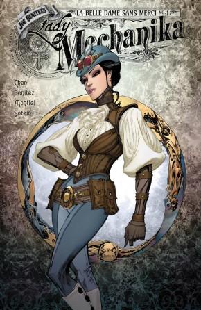 LADY MECHANIKA DAME SANS MERCI #1 (RANDOM COVER)