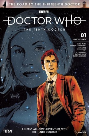 DOCTOR WHO ROAD TO 13TH DOCTOR 10TH DOCTOR SPECIAL #1