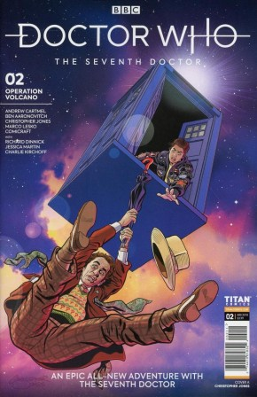 DOCTOR WHO 7TH DOCTOR #2