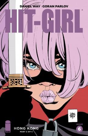HIT-GIRL SEASON TWO #6
