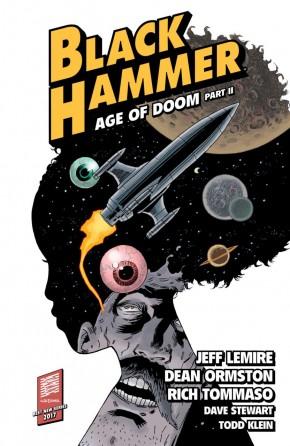BLACK HAMMER VOLUME 4 AGE OF DOOM PART II GRAPHIC NOVEL