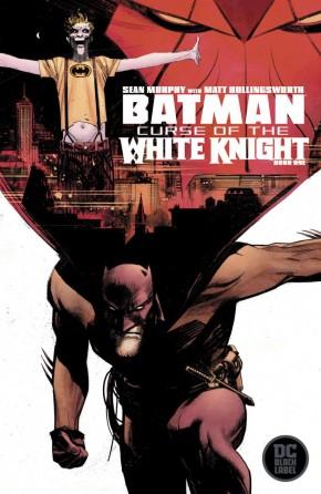 BATMAN CURSE OF THE WHITE KNIGHT #1