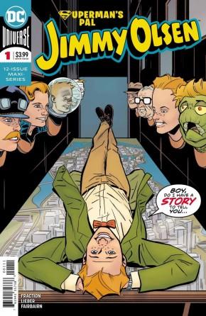 SUPERMANS PAL JIMMY OLSEN #1