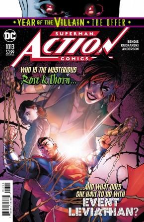 ACTION COMICS #1013 (2016 SERIES)