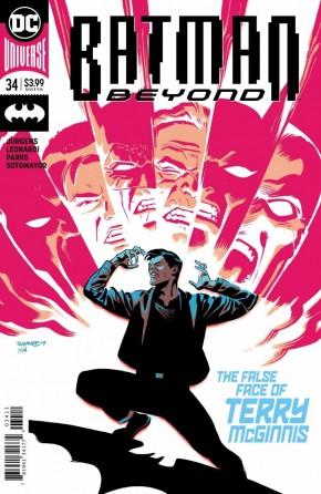 BATMAN BEYOND #34 (2016 SERIES)